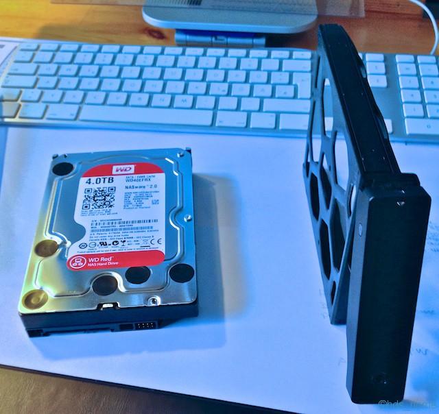 NAS Hard Drive 4.0 TB 200