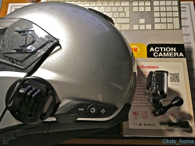 ActionCamHelm 617